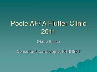 Poole AF