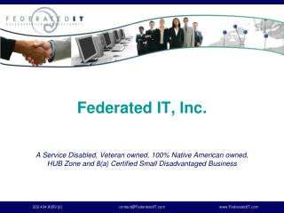Federated IT, Inc.