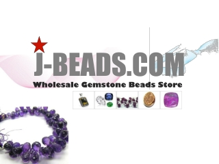 Gemstone Beads Supplier : J-beads.com