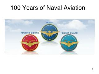 100 Years of Naval Aviation
