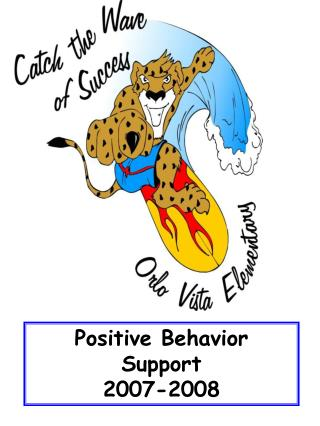 Positive Behavior Support 2007-2008