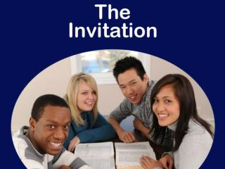 Importance of inviting people