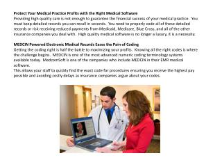Protect Your Medical Practice Profits