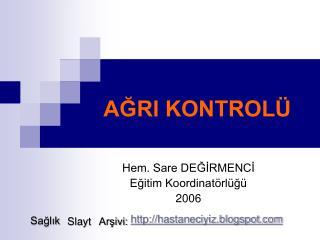 AGRI KONTROL
