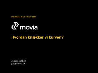 Hvordan kn kker vi kurven          Johannes Sloth josmovia.dk
