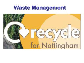 Did you know  Over 100,000 tonnes of household waste is produced each year in Nottingham alone    Composting organic mat