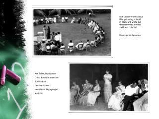 Mrs Balasubramaniam Chitra Balasubramaniam Sushila Paul Devayani Sane Hemalatha Thyagarajan Math Sir
