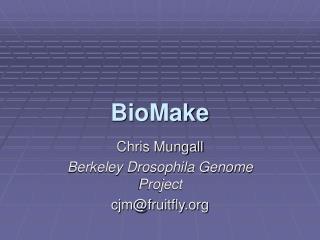 BioMake