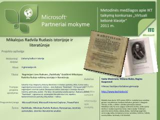 Mikalojus Radvila Rudasis istorijoje ir literaturoje