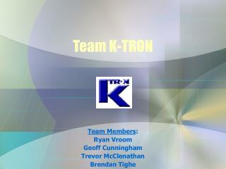 Team K-TRON
