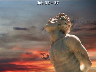 Job 32   37