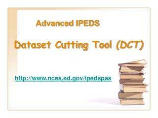 Advanced IPEDS