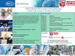 Down Stream Processing in Biotechnology A Pall Life Sciences Technical Seminar