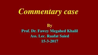Mesentric lymphadenopathy