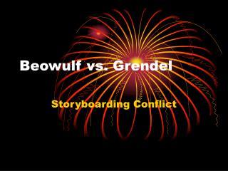 Beowulf vs. Grendel
