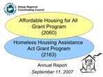 Annual Report September 11, 2007
