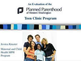 Teen Clinic Program