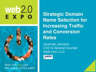 Strategic Domain Name Selection for Increasing Traffic and Conversion Rates