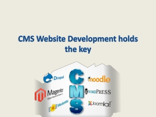 CMS Website Development holds the key