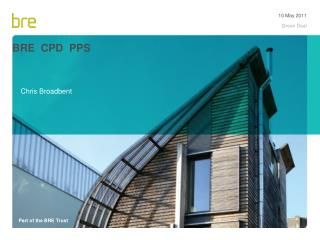 BRE  CPD  PPS