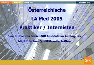 sterreichische  LA Med 2005 Praktiker