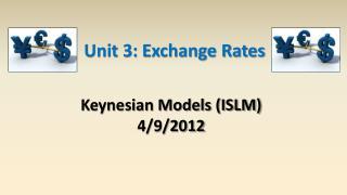Keynesian Models ISLM 4