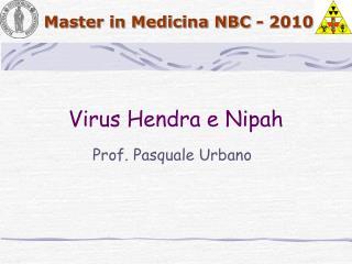 Virus Hendra e Nipah