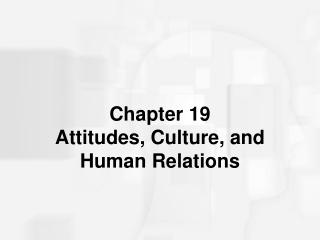 Diffusing Negative Attitudes
