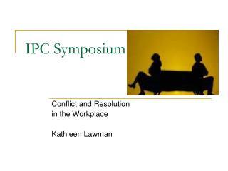 IPC Symposium
