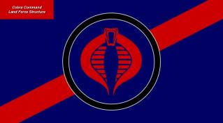 Cobra Command Land Force Structure