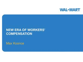 NEW ERA OF WORKERS  COMPENSATION