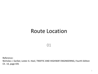 Highway Location
