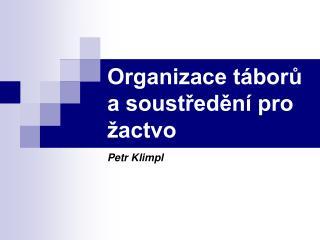 Organizace t