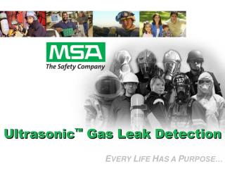 Ultrasonic  Gas Leak Detection