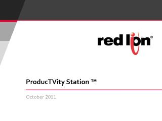 ProducTVity Station