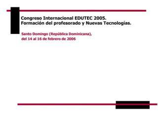 An lisis de los componentes de modelos did cticos en la educaci n superior mediante entornos virtuales