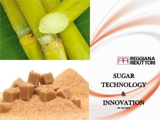 SUGAR  TECHNOLOGY    INNOVATION R-5  28