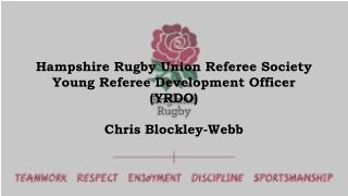 Hampshire Referees Society