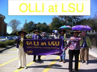 OLLI at LSU