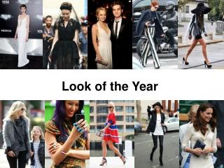 Look the Best Style of Celebrities in 2013
