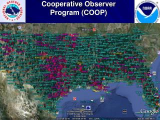 Cooperative Observer  Program COOP