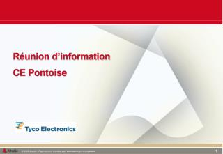 R union d information  CE Pontoise