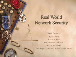 Real World Network Security