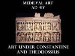 MEDIEVAL ART ad 417
