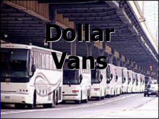 Dollar Vans