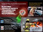 Prepared under direction of: Andrew Klock, NFPA Sr Project Manager Project ID: ARRAVT036