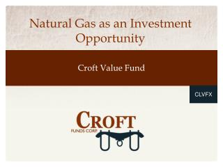 Croft Value Fund