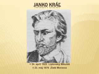 Janko Kr l
