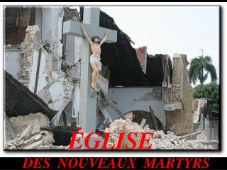 GLISE   DES  NOUVEAUX  MARTYRS