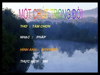 THO  :  T M CHON